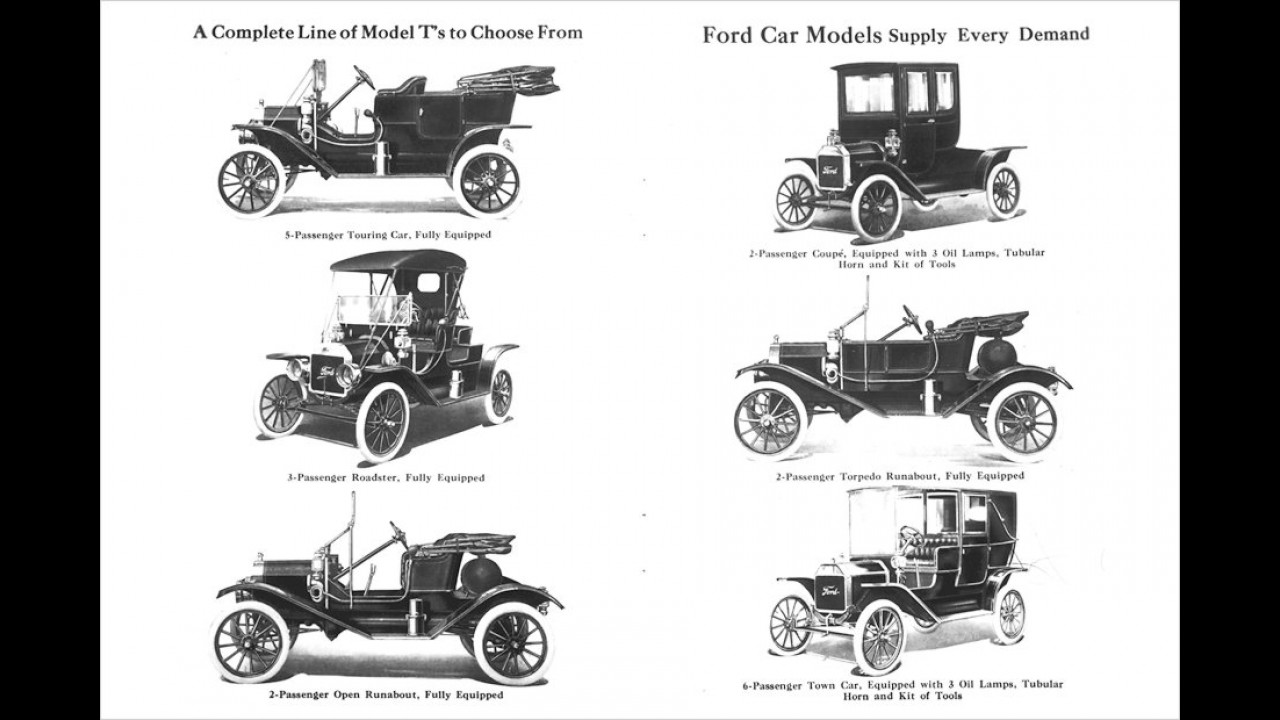 Ford Model T (1911)