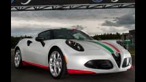 Alfa Romeo 4C Safety Car SBK