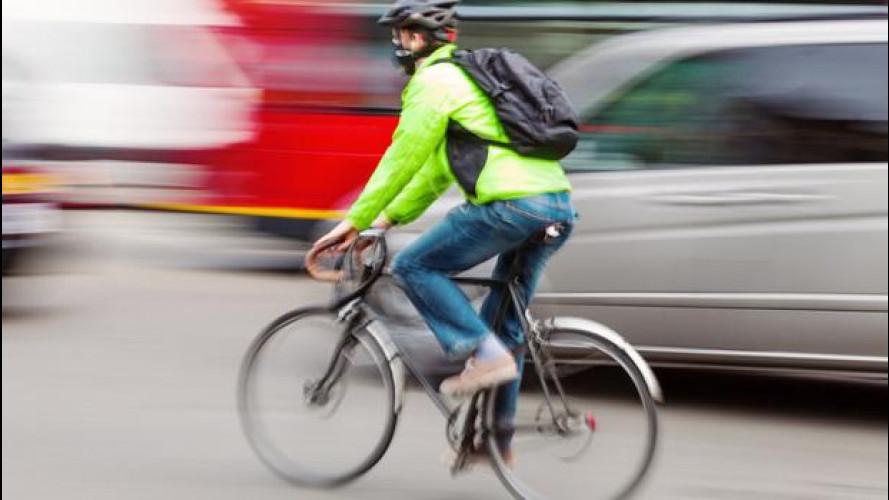 Nuovo Codice della Strada, torna il senso unico eccetto bici