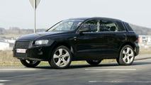 Audi Q5 Spy Pics