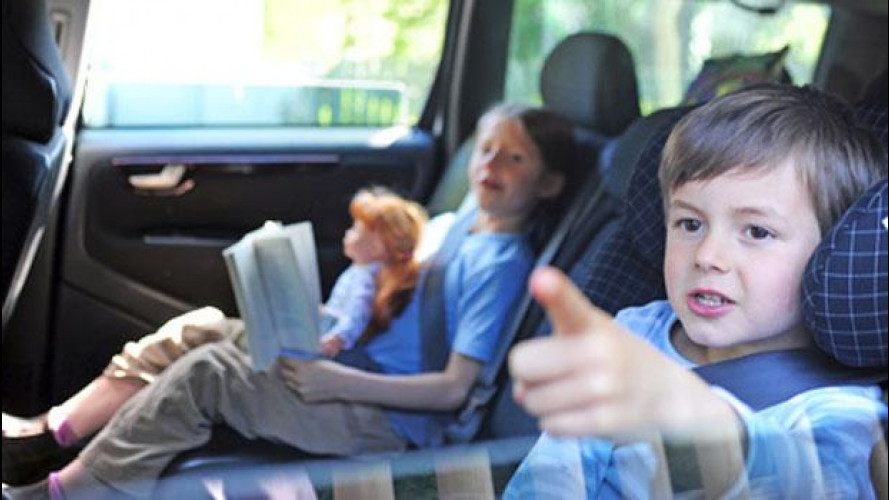 Sicurezza stradale, i bambini rimproverano gli adulti: