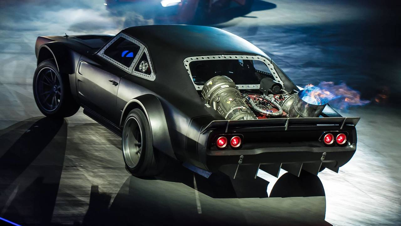 Ice Charger