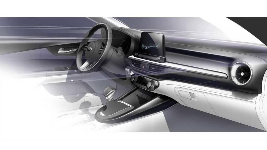 2019 Kia Forte Sedan Renderings