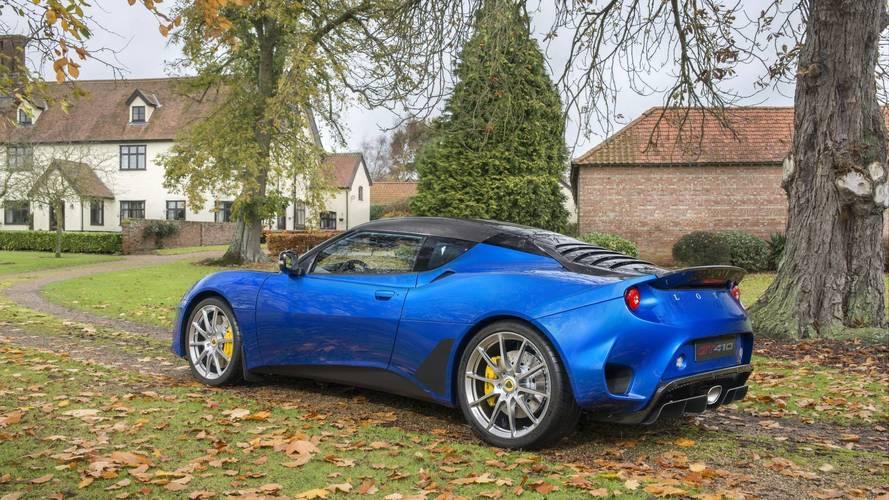 Lotus, 2020 yılında iki yeni model tanıtacak