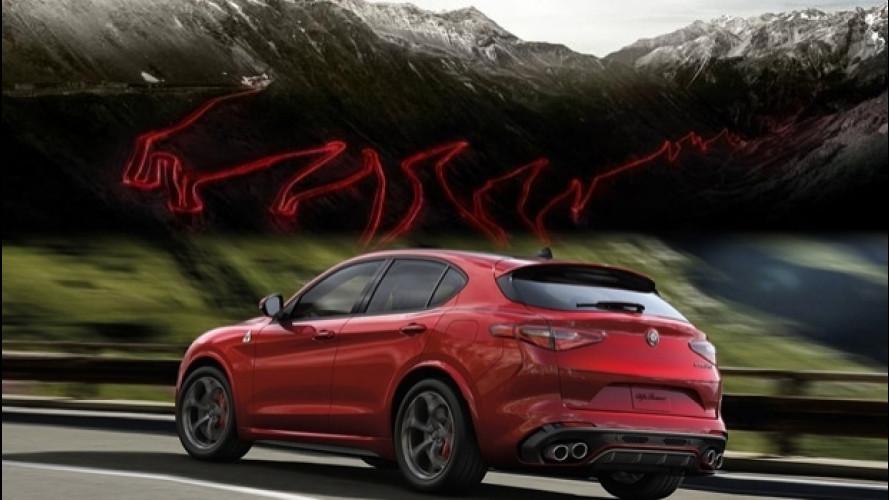 Alfa Romeo Stelvio, i perché di un nome leggendario