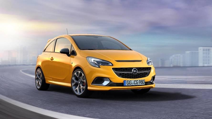 Opel Corsa GSi 2018, primeros datos de un utilitario divertido