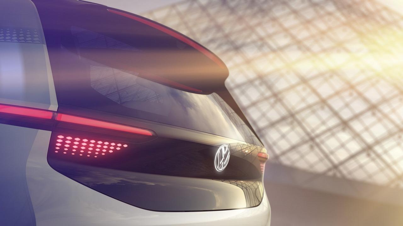 VW EV konsepti teaser