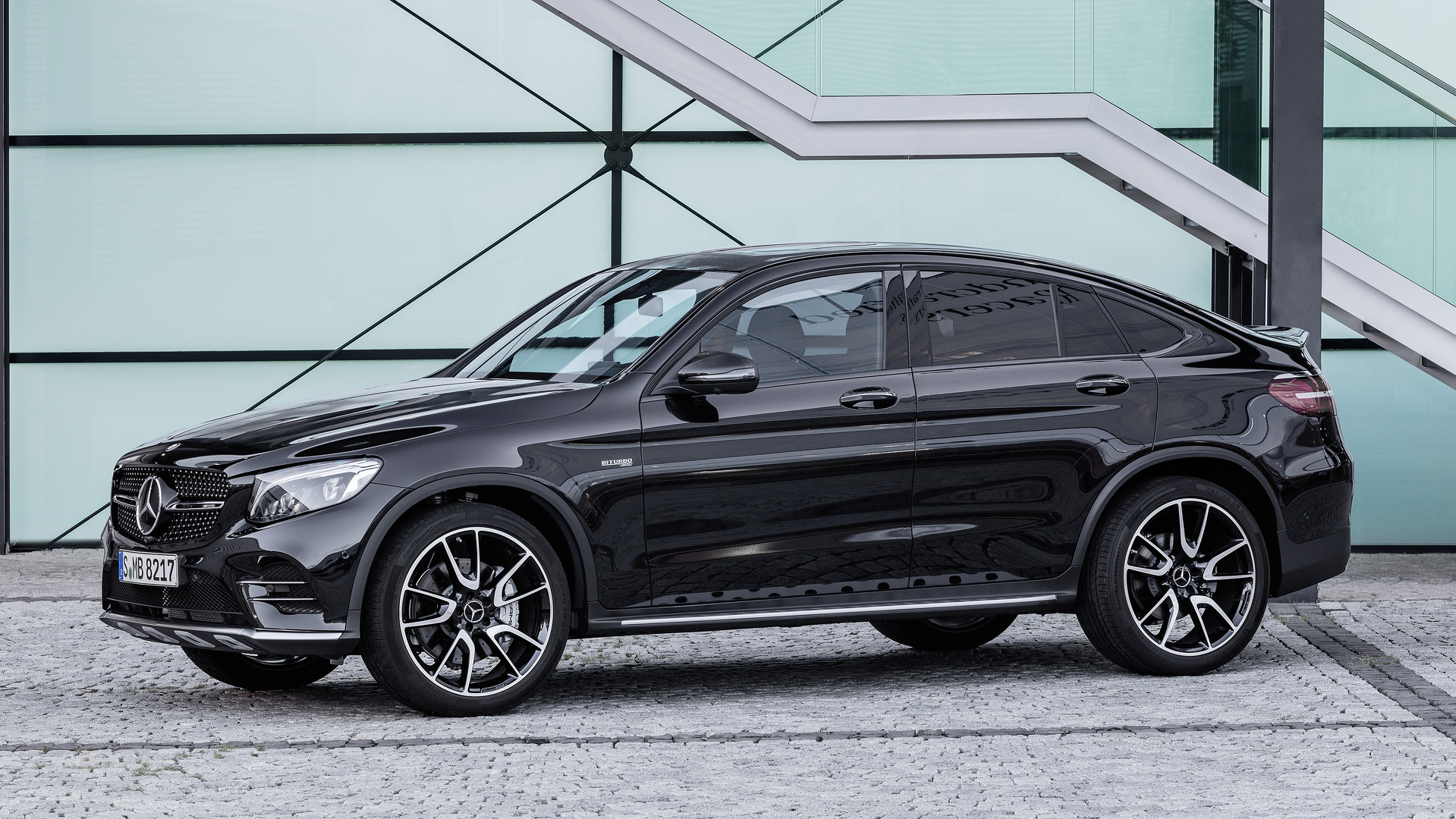 2017 mercedes amg glc43 coupe revealed with 362 hp biturbo v6 for 2017 amg glc 43 coupe mercedes benz