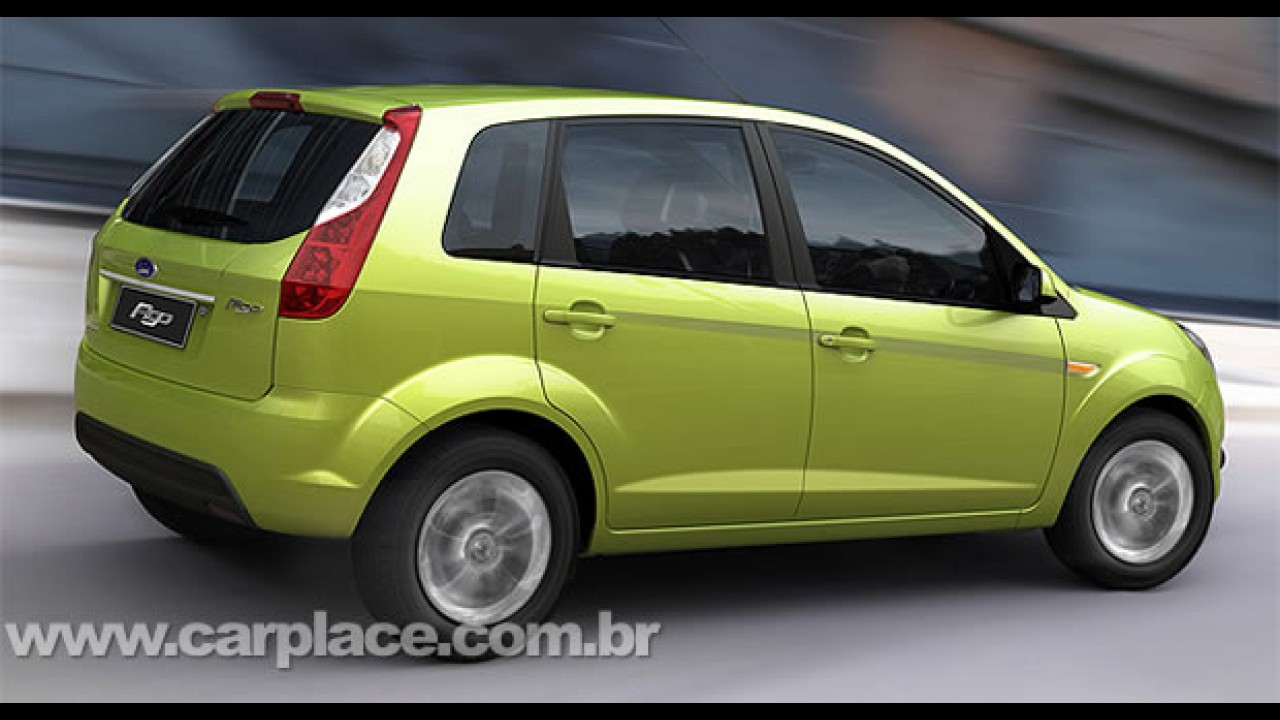 Fiesta brasileiro reestilizado é lançado na Índia como Novo Ford Figo - Será que vem ao Brasil?