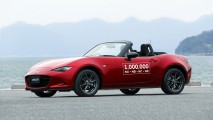 1 milyonuncu Mazda MX-5 üretildi