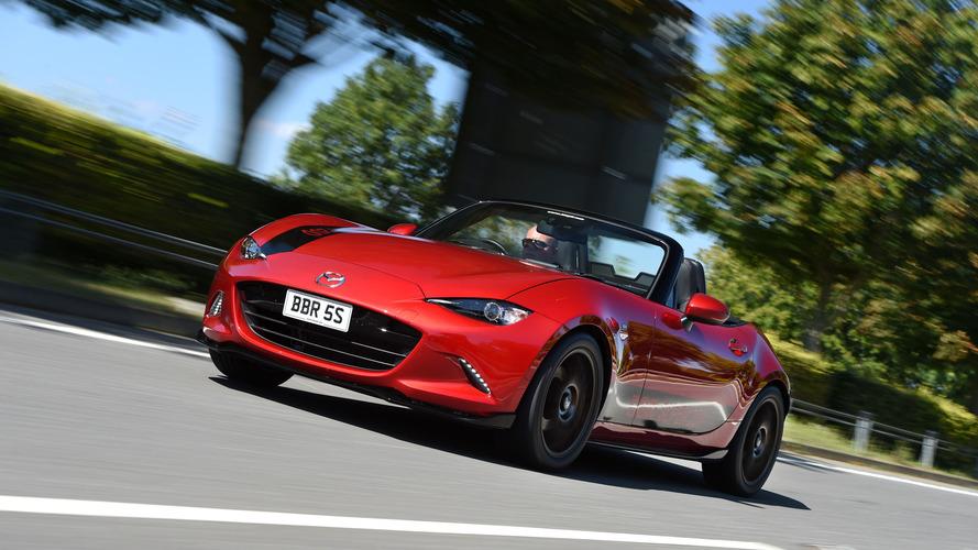 İngiliz modifiye firması BBR, Mazda MX-5 Miata'yı 214 bg'ye çıkardı