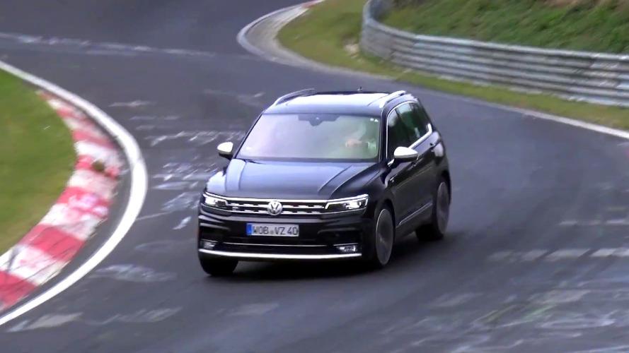 Volkswagen, Tiguan'a R versiyonu mu getiriyor?