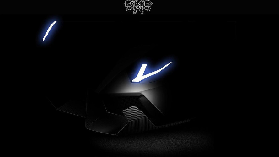 DMC teases a Lamborghini Aventador J Speedster-inspired model