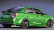 Chevrolet Sonic Z-Spec 1 Concept for SEMA 22.10.2012