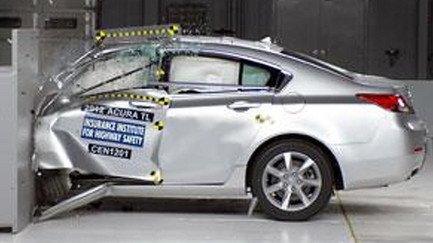 IIHS names safest cars for this year