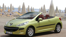 SPY PHOTOS: More Peugeot 207 CC