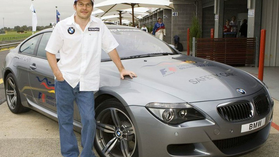 Jacques Villeneuve close to 2010 USF1 deal - report