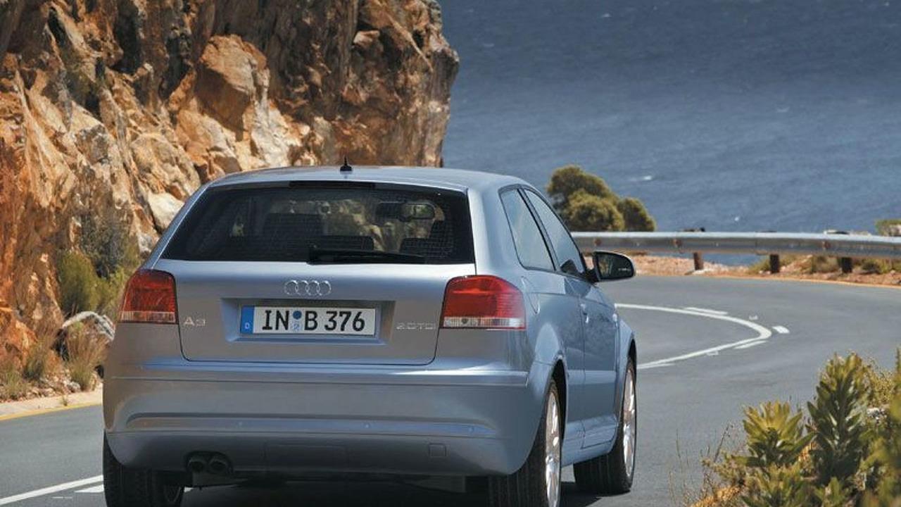 Audi A3 3-Door Facelift