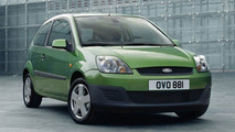 30 Years of Ford Fiesta (UK) - 2006 Ford Fiesta