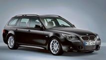 BMW 5er Touring mit M Sportpaket