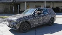 2019 BMW X5 Spy Photo