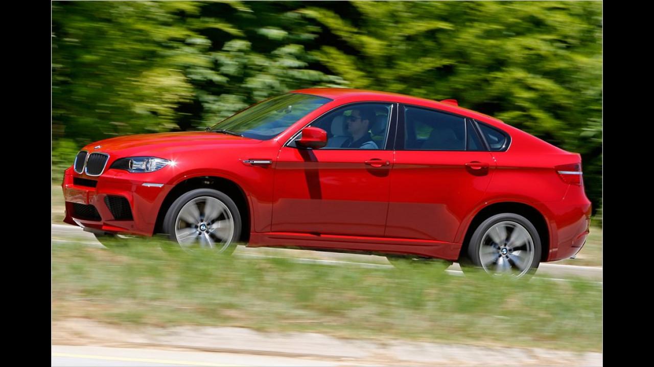 BMW X6 M Sport-Automatic