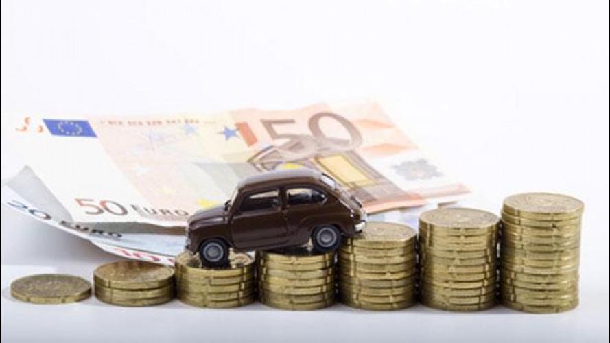 Immatricolazioni crollate: lo Stato ha già perso miliardi di euro