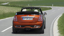 2011 MINI Cooper S Convertible facelift 28.06.2010