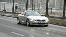 BMW Z4 post reveal spy photos