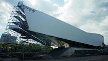 The new Porsche museum (August 2008)