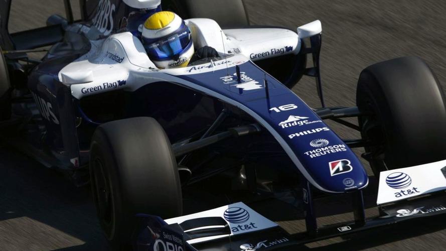 Williams announces Toyota engine split