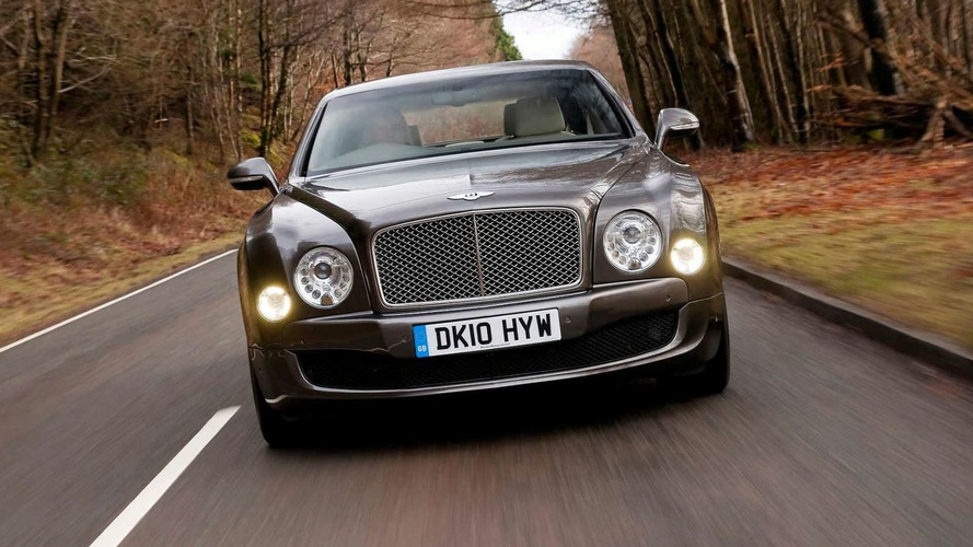 Bentley Turbo R coming in 2013 - report