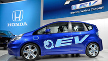 Honda Fit (Jazz) EV - 2010 Los Angeles Auto Show