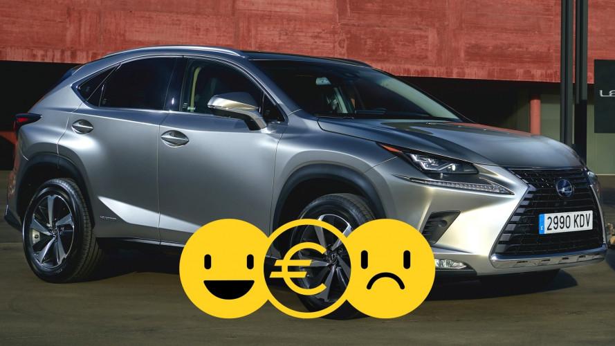 Promozione Lexus NX Hybrid Executive, perché conviene e perché no