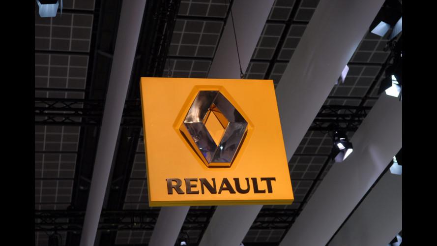 Renault al Salone di Parigi 2010