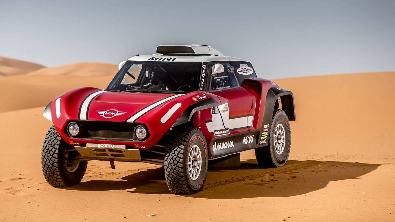 Dakar Rally Cars For Sale Uk