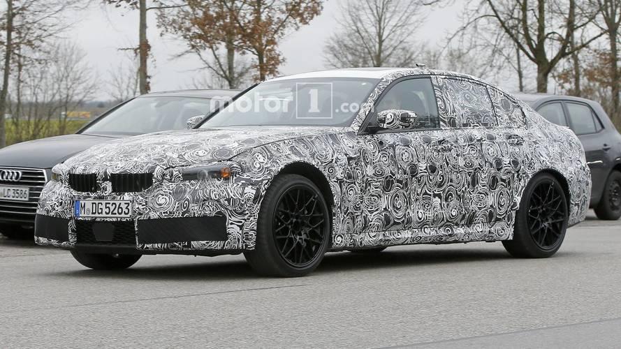 475 lóerő körüli teljesítménnyel érkezhet az új BMW M3 és M4