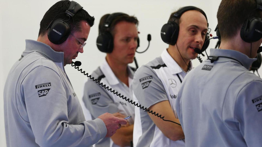 Boullier says he is McLaren 'team principal'