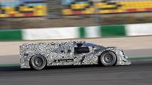 Mark Webber in the Porsche LMP1 at Algarve Circuit Portimao Portugal