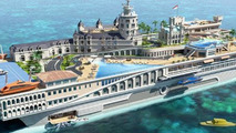 The Streets Of Monaco yacht
