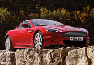 Aston Martin DBS Infa Red