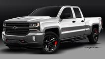 Chevrolet Colorado Red Line Series concept