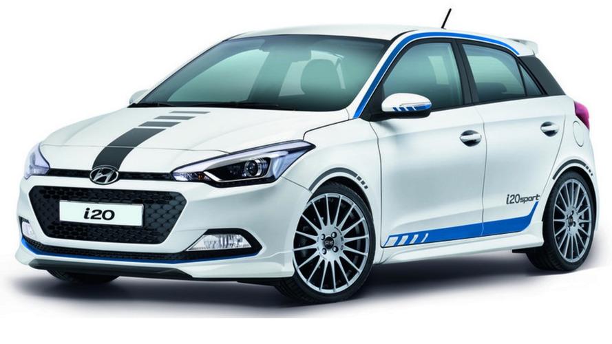Hyundai i20'ye 200 bg'lik N versiyonu mu geliyor?