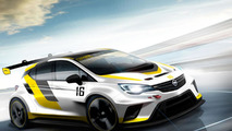 Opel Astra TCR race car