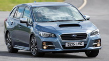 Subaru Levorg GT (UK-spec)