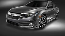 2016 Civic with Honda Genuine Accessories
