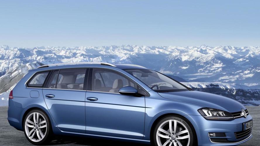 Volkswagen Golf Variant 4Motion introduced