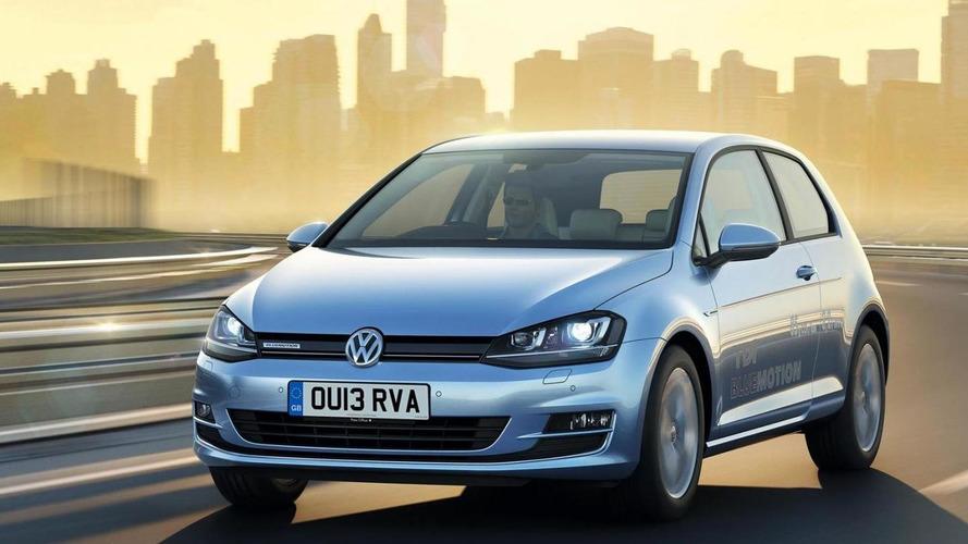 2013 Volkswagen Golf BlueMotion priced from 20,335 GBP
