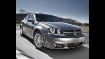 Dodge Avenger 2012 ganha versão V6 nos Estados Unidos