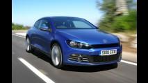 Volkswagen planeja voltar a vender cupê Scirocco nos Estados Unidos